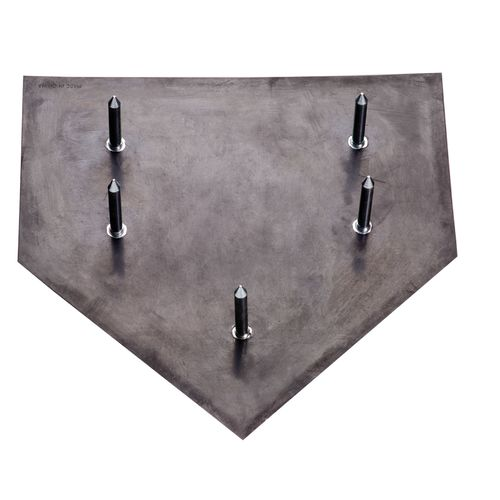 Schutt Spiked Home Plate - view number 2