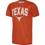 Majestic Men's University of Texas Section 101 Colorblock T-shirt