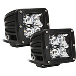 Rigid Industries D-Series Dually LED Spotlights 2-Pack