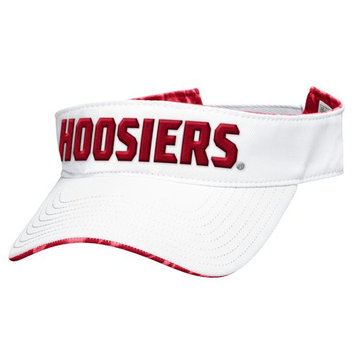 adidas™ Men's Indiana University Sideline Visor