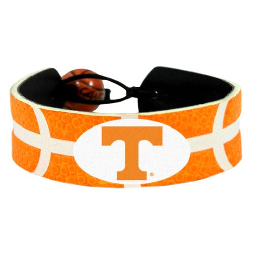 GameWear University of Tennessee Team Color Basketball Bracelet