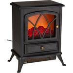 Konwin Home Freestanding Log Effect Electric Stove