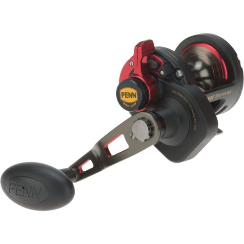 PENN Fathom Lever Drag 2-Speed Reel Right-handed