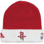 adidas Men's Houston Rockets Authentic Team Cuffed Knit Cap