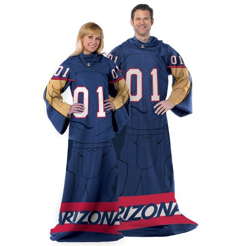 The Northwest Company University of Arizona Uniform Comfy Throw