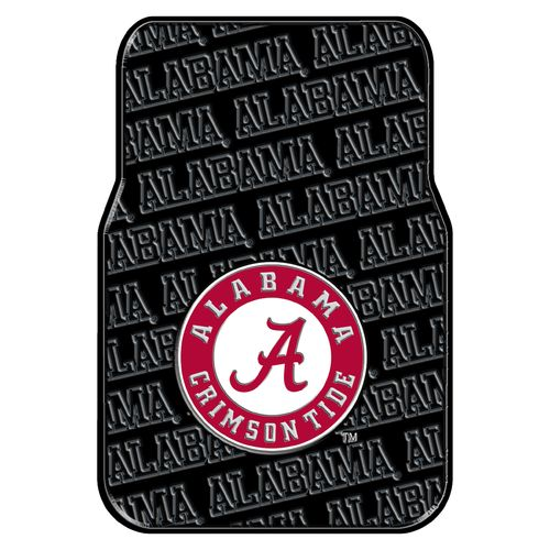 The Northwest Company University of Alabama Car Floor Mats 2-Pack