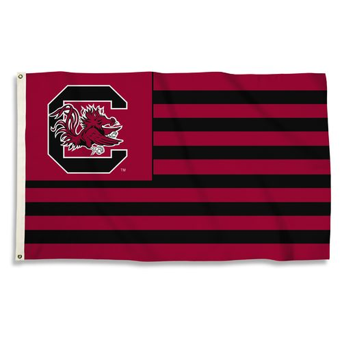 BSI University of South Carolina USA Motif Flag