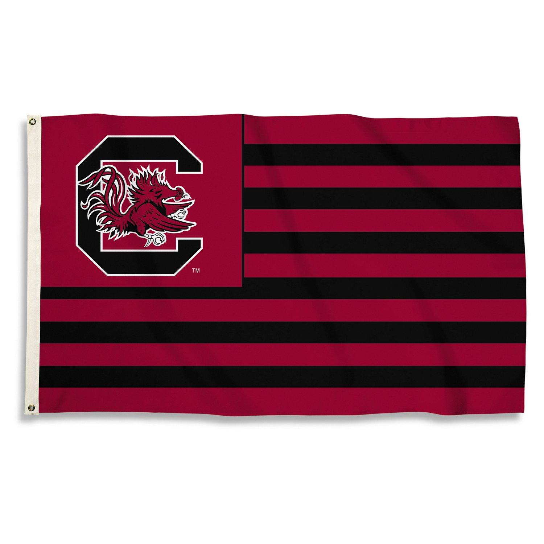 BSI University of South Carolina USA Motif Flag