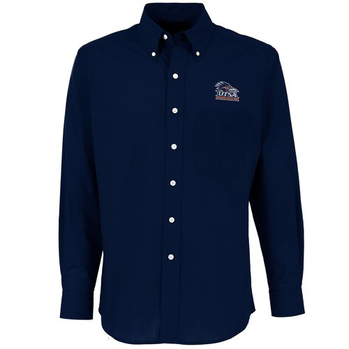 Antigua Men's University of Texas at San Antonio Dynasty Long Sleeve Button Down Shirt