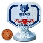 Poolmaster® Memphis Grizzlies Competition Style Poolside Basketball Game - view number 1