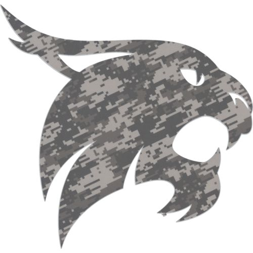 Stockdale Texas State University Digi Camo Decal