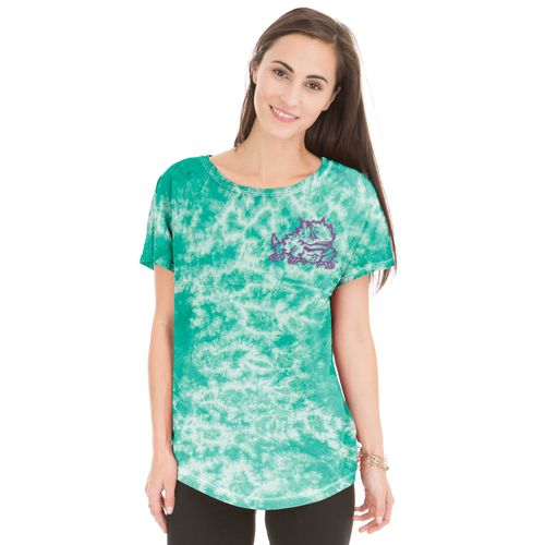 Venley Women's Texas Christian University Catherine T-shirt