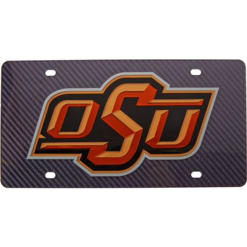 Stockdale Oklahoma State University License Plate - view number 1