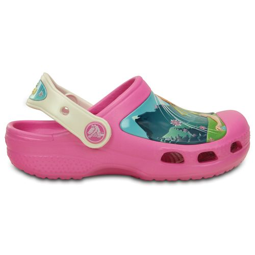Crocs™ Kids' CC Frozen Fever Clogs