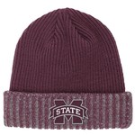 adidas Men's Mississippi State University Captains Knit Beanie