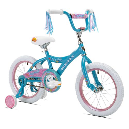 "KENT Girls' Cupcake 16"" Bicycle"