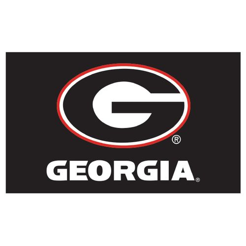 Evergreen University of Georgia 3' x 5' Flag