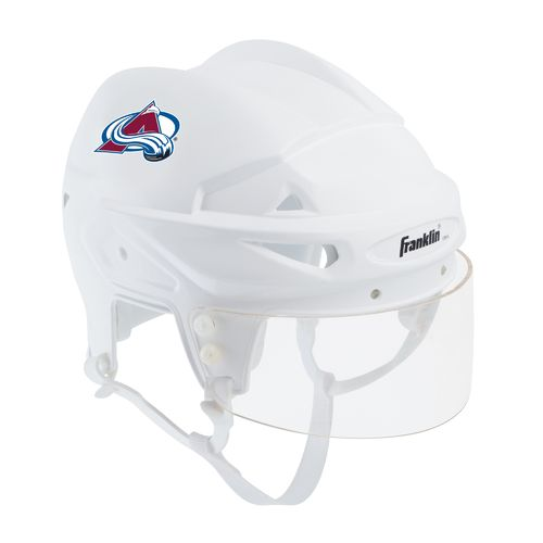 Franklin Colorado Avalanche Mini Player Collectible Helmet