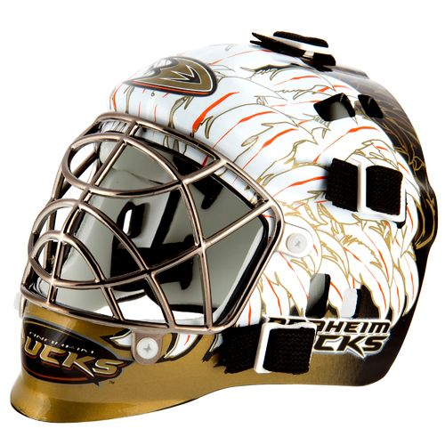 Franklin NHL Team Series Anaheim Ducks Mini Goalie Mask