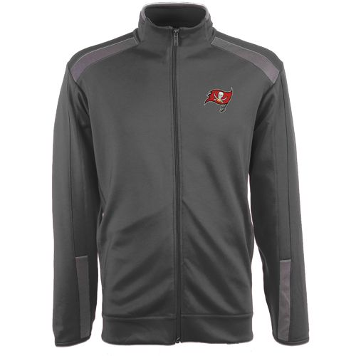 Antigua Men's Tampa Bay Buccaneers Flight Jacket