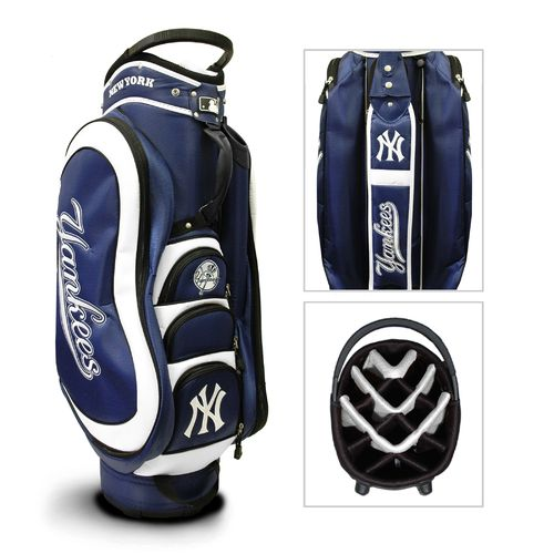Team Golf New York Yankees 14-Way Cart Golf