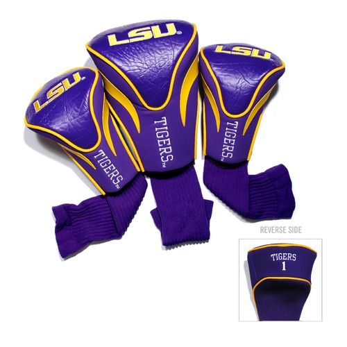 Team Golf University of Michigan Contour Sock Head Covers 3-Pack