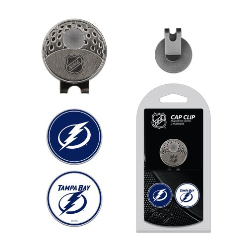 Team Golf Tampa Bay Lightning Marker Cap Clip