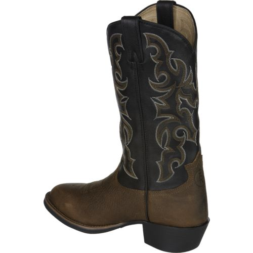 Tony Lama Men's Bridle 3R Western Boots - view number 3