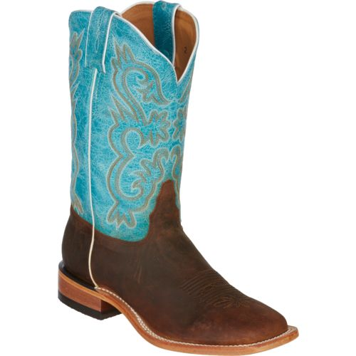 Tony Lama Women's Worn Goat Americana Western Boots - view number 2