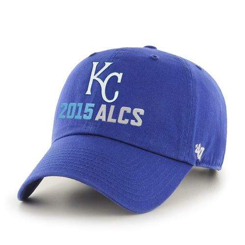 Forty Seven Men's Kansas City Royals 2015 ALCS Participant Royal Clean Up Cap