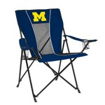 Logo University of Michigan Game Time Chair