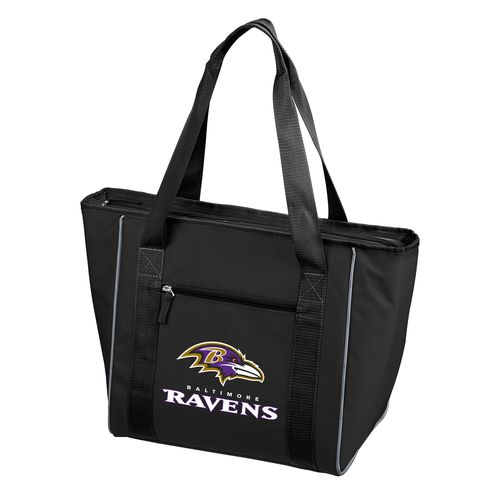 Logo™ Baltimore Ravens 30-Can Cooler Tote Bag