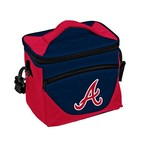 Logo Atlanta Braves Halftime Lunch Cooler