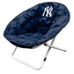 Logo New York Yankees Sphere Chair