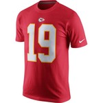 Nike Men's Kansas City Chiefs Jeremy Maclin 19 Player Pride N&N T-Shirt - view number 2