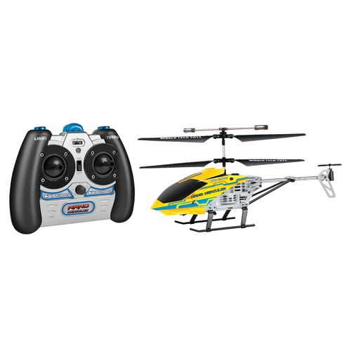 World Tech Toys Nano Hercules Unbreakable RC Helicopter - view number 1