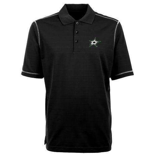 Antigua Men's Dallas Stars Icon Polo Shirt