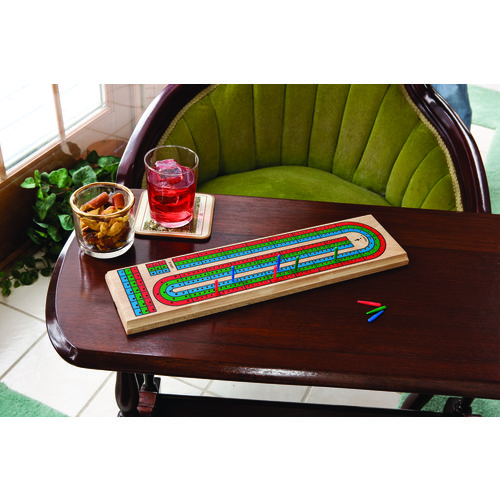 Mainstreet Classics Cribbage Game Set - view number 4