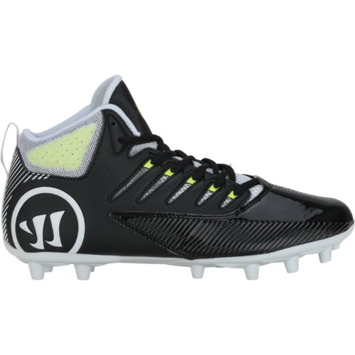 Display product reviews for Warrior™ Men's 3rd Degree Burn Lacrosse Cleats