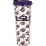 Signature Tumblers Louisiana State University H2OMG Traveler 30 oz. Thermal Insulated Tumbler
