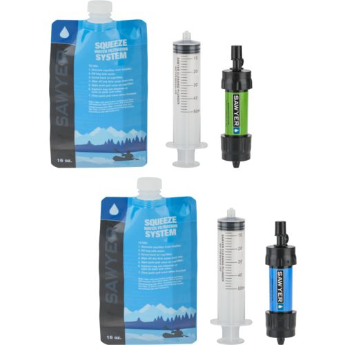 Display product reviews for Sawyer MINI Water Filters 2-Pack