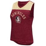 Colosseum Athletics Women's Florida State University Kiss Cam Tank Top
