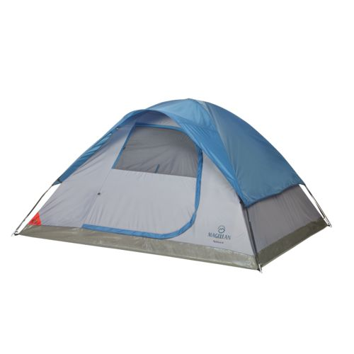 Magellan Outdoors Tellico 4 Person Dome Tent  sc 1 st  Academy Sports + Outdoors & Tents | Academy