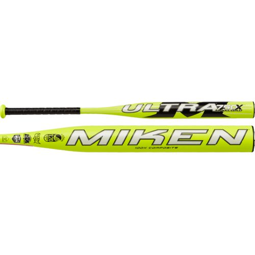 Miken Sports™ Adults' Ultra Slow-Pitch Composite Softball Bat