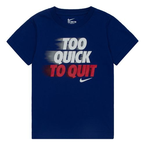 Nike Toddler Boys' Too Quick Short Sleeve T-shirt