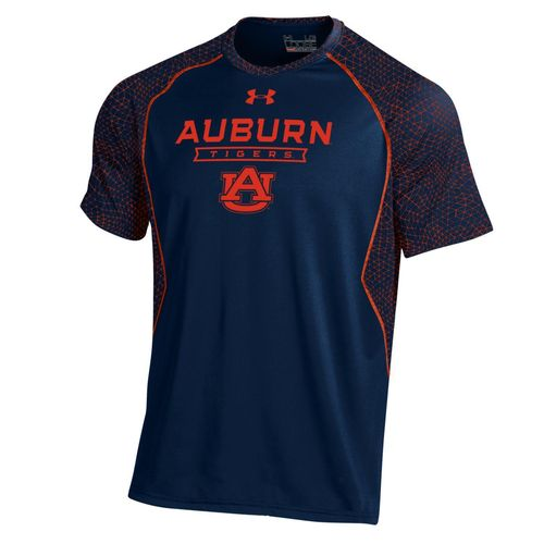 Under Armour™ Men's Auburn University Apex Print T-shirt