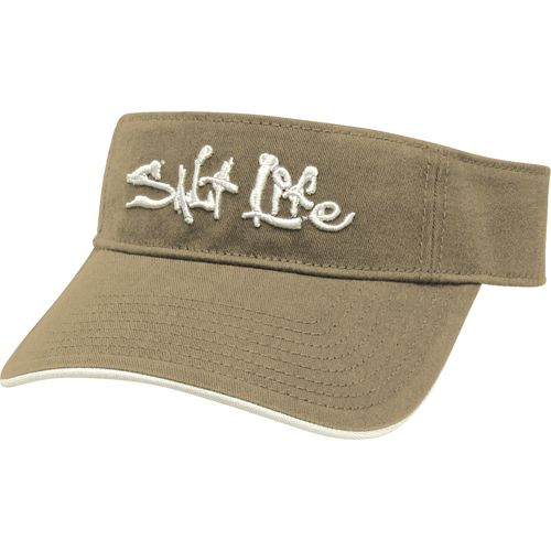 Salt Life Men's Signature Logo Visor