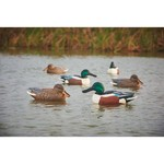 Game Winner® Carver's Edge Series Shoveler Duck Decoys 6-Pack - view number 9
