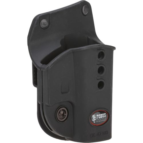 Display product reviews for Fobus Evolution GLOCK 42 Paddle Holster