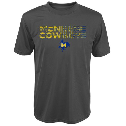Gen2 Kids' McNeese State University In Motion Clima Triblend T-shirt
